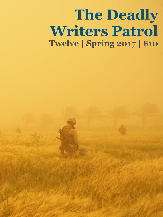 The Deadly Writer's Patrol Issue 12